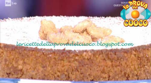 Prova del cuoco - Ingredienti e procedimento della ricetta Caprese al limone di Anna Moroni