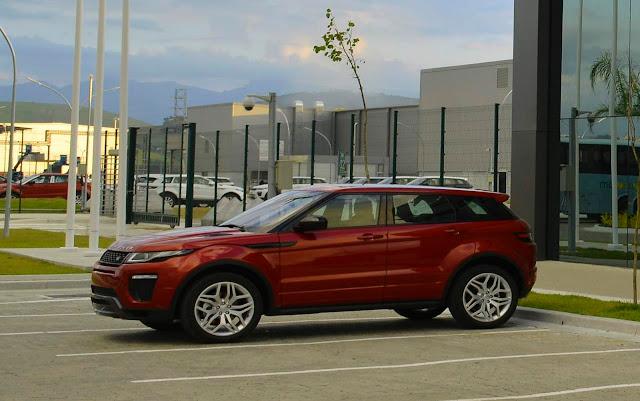 Land Rover Evoque 2017 - Brasil