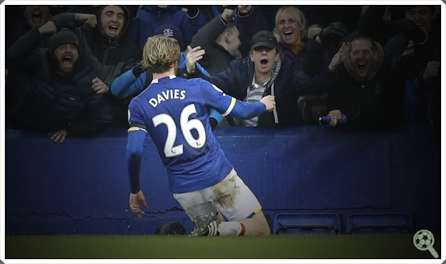 Tom Davies Everton Youngster