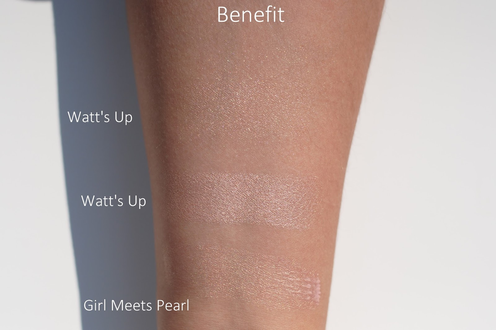 Girl Meets Pearl Liquid Pearl Luminizer for Face by Benefit #12