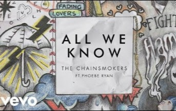 Download Lagu All We Know The Chainsmokers Mp3