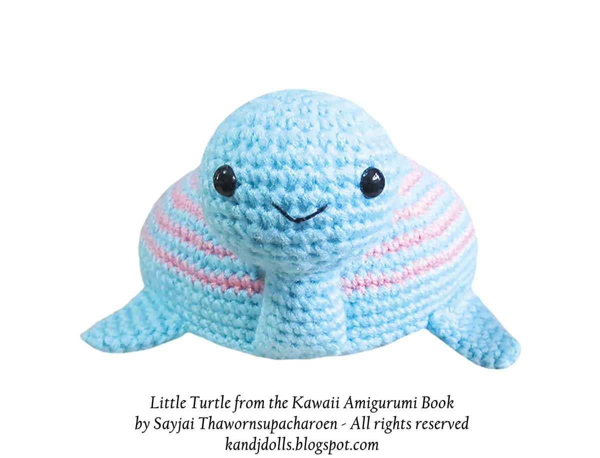 Kawaii Amigurumi - Crochet Pattern Book | Crochet patterns ... | 917x1200
