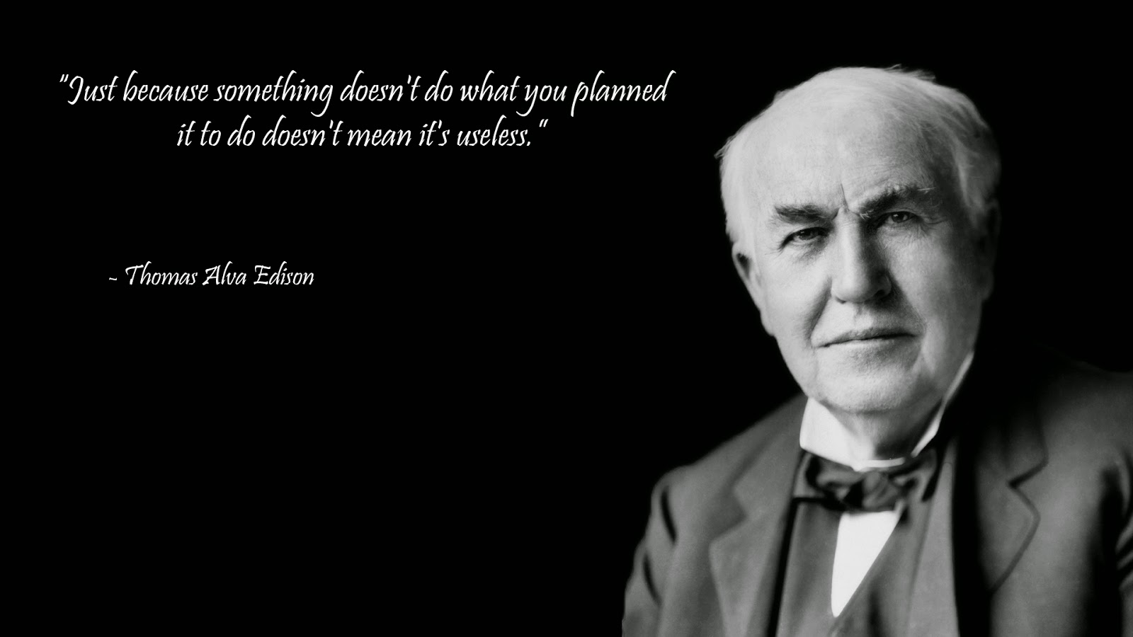 Great Scientist Thomas Edison Images