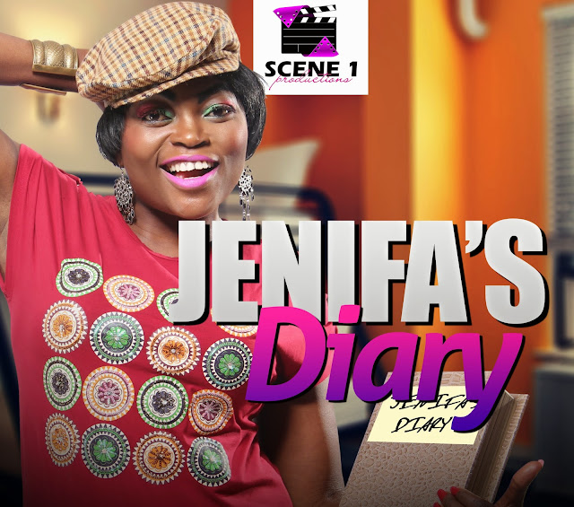The very successful Nigerian comedy show Jenifa's diary