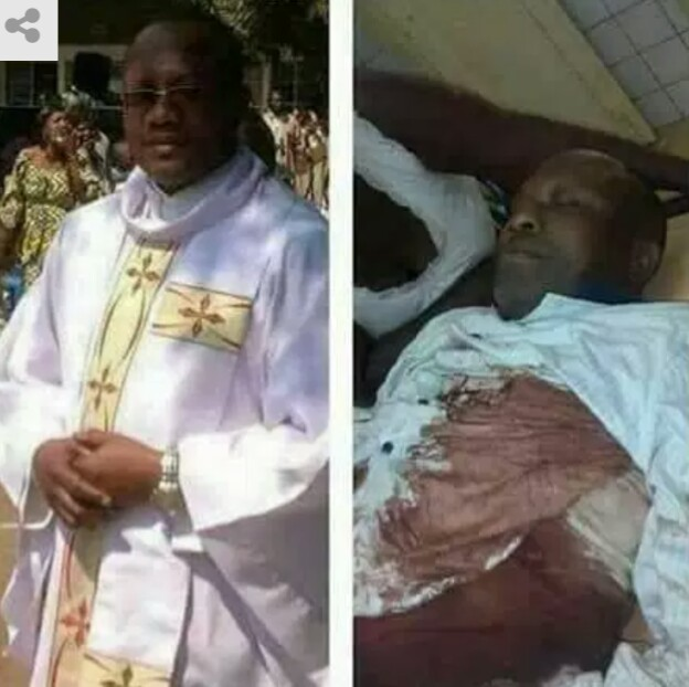 Rev. Father preached against Fulani Herdsmen and was murdered the next day