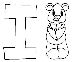 Cre8tive Hands: Alphabet I