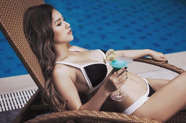 DJ Tít khoe thân hình sexy đến nghẹt thở đầu hè - Ảnh 5