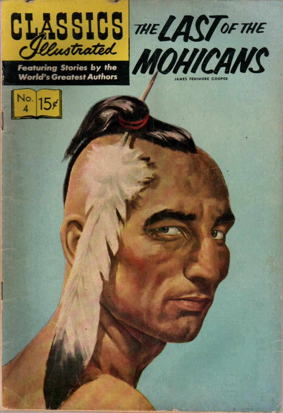 the last of the mohicans essay Essays - largest database of quality sample essays and research papers on conclusion of the last mohicans.