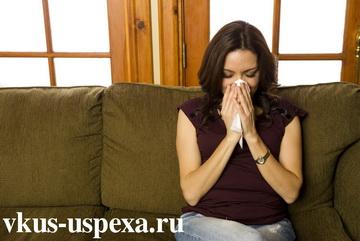 Профилактические меры против аллергии, причины вызывающие аллергию