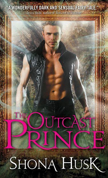 Cover Revealed - The Outcast Prince by Shona Husk