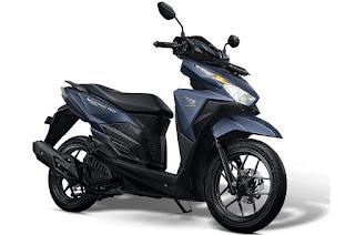 Vario salah satu motor Honda terbaru