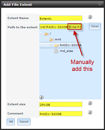 FreeNas 8 3 - Creating a RAID volume and Configure iSCSI - LazyWinAdmin