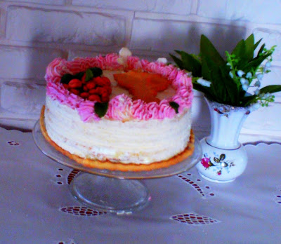 COMMUNION TORT FOR A GIRL