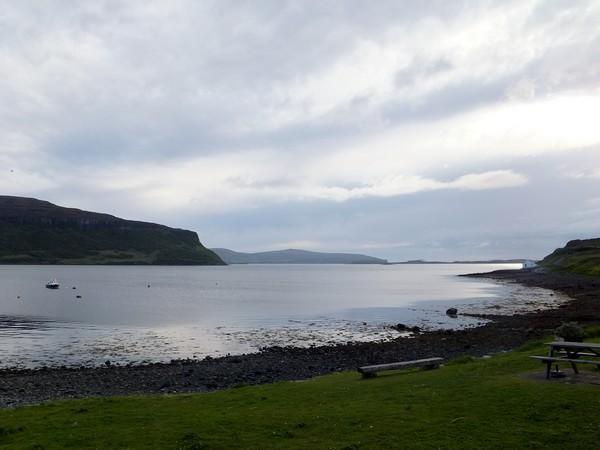 écosse scotland skye inn stein