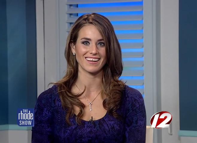 Michaela Johnson Rhode Island