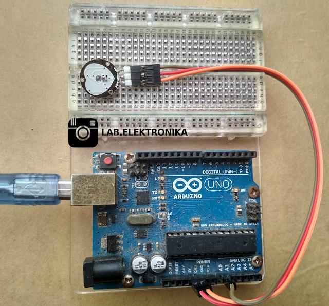 Heart Rate Sensor Dengan Arduino