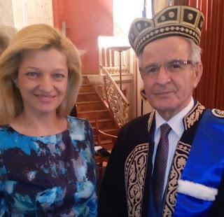 Συγχαρητήρια Αυγερινοπούλου στον Δικαστή Μ. Βιλαρά