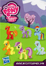 My Little Pony Wave 9 Lavender Fritter Blind Bag Card