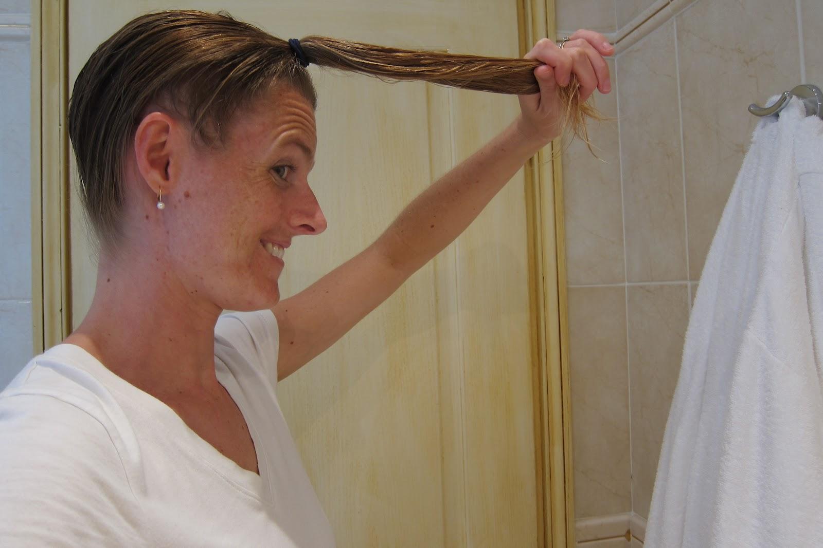 tonio and lindsey: diy haircut (wavy hair)