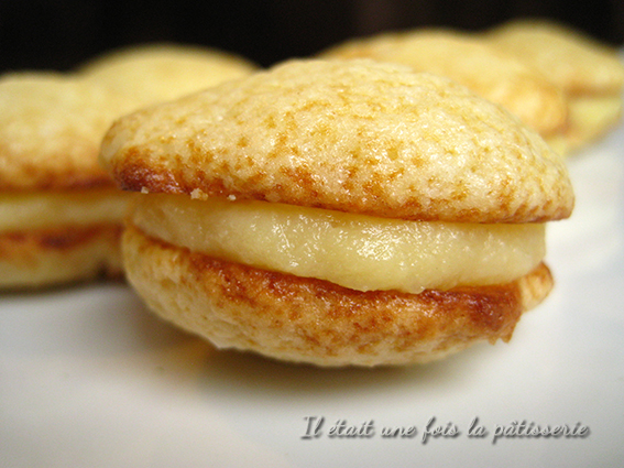 whoopies au citron