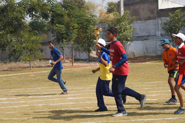 Sports Fiesta begins in Hyderabad with Muddy Soles, organized by Open Minds