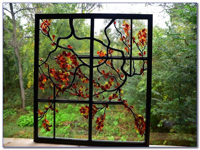 Best Art GLASS Panels For home WINDOWS