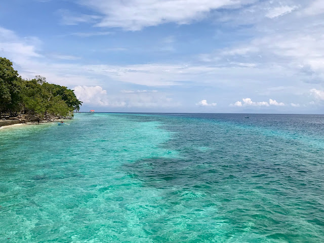 Liang Beach, Ambon, Maluku, Indonesia