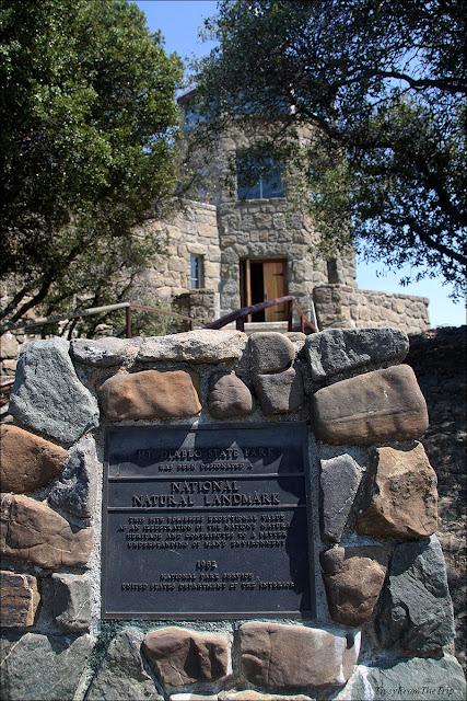 Summit Building, Mt. Diablo