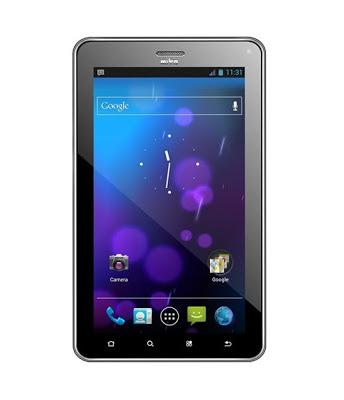Mito T710, Tablet Android ICS Dual SIM Prosesor 1GHz Harga Murah Hanya 1 Jutaan