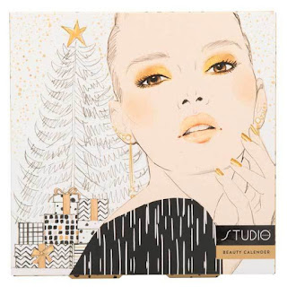 Studio London 12 Days of Christmas Beauty Calendar
