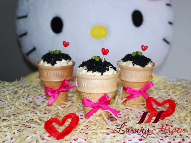 cute hello kitty valentines day ice cream recipes