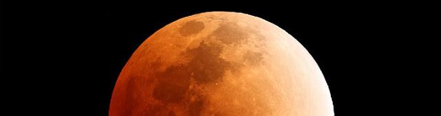 Eclipse Lunar Total - 27 de julho