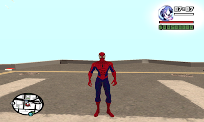 GTA Sanandreas Spider Man Mod Free Download For Pc - Latest Games