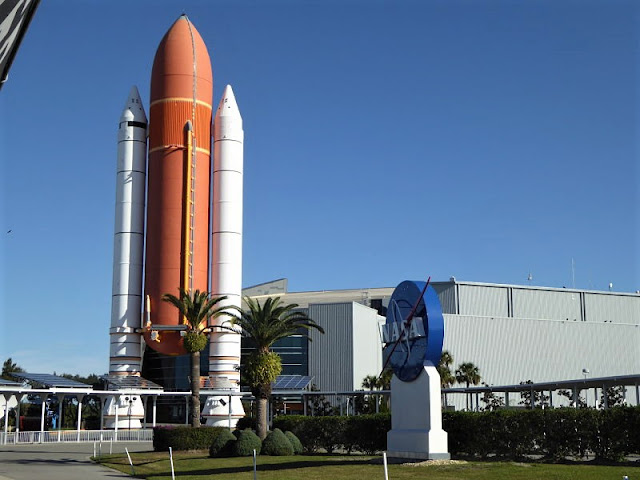 entrata allo space shuttle atlantis