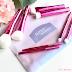 • Neve Cosmetics • Review Azalea Brushes