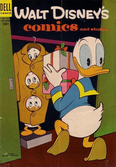 Walt Disney's Comics and Stories #171