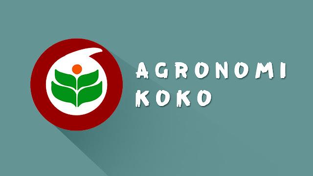 Kerja Kursus AVTC - Agronomi Koko Sem 1