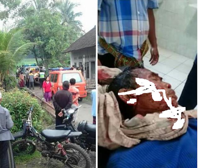 Ooow Kamu Ketahuan, Insiden Pembacokan Ustad Sulaiman di Bogor Ternyata Bohongan