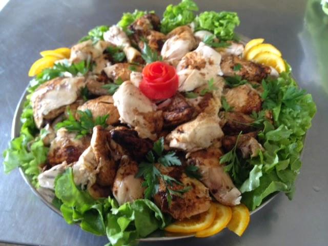 Bel 39 cuisine votre chef domicile mes propositions - Decoration de plat pour buffet froid ...