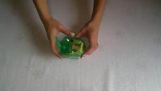 Membuat Toples Unik dari Botol Bekas berbentuk Apel
