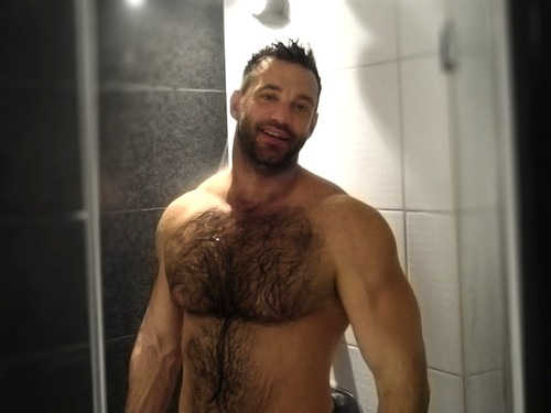 Jocks showers