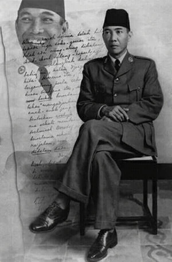 Soekarno Sang Pembela Palestina, Lahir 06 Juni 1901