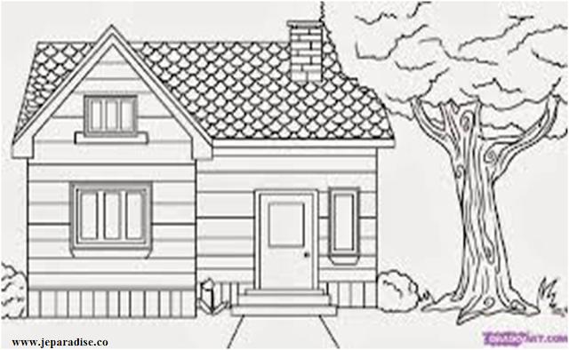 Contoh Psikotes Gambar Rumah dan Pohon