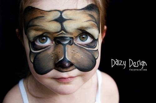 02-Christy Lewis Daizy-Face Painting - Alternate Personalities-www-designstack-co