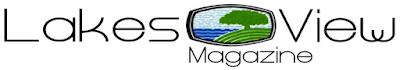 Lakes View Magazine Logo