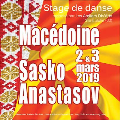 Informations et modalités d'inscriptions par ici http://div.arts.over-blog.com/2019/01/stage-de-danses-de-macedoine-mars-2019.html