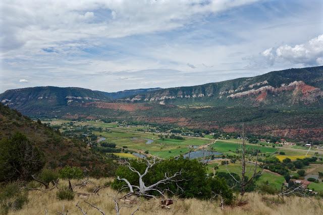 Earthline The American West Missionary Ridge Haflin