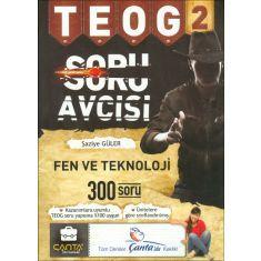 Çanta 8.Sınıf TEOG 2 Fen ve Teknoloji Soru Avcısı (2016)