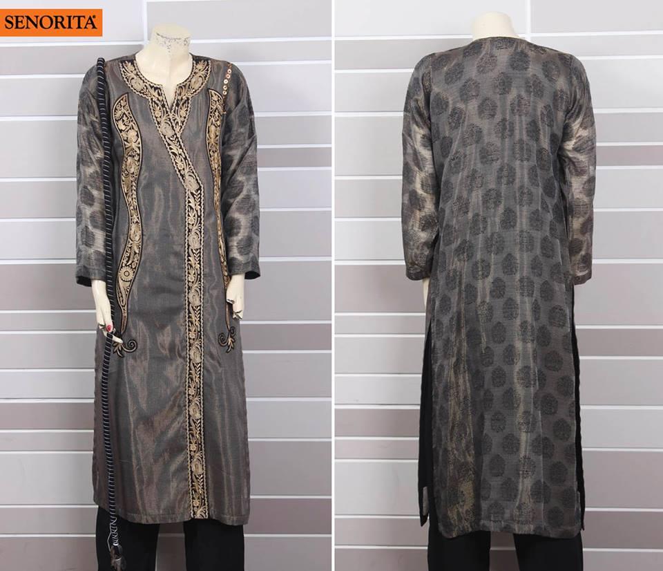 Shirt design girl 2016 - Eid Collection For Pakistani Girls Shalwar Kameez Designs For Pakistani Girls 2015 2016 By Senorita