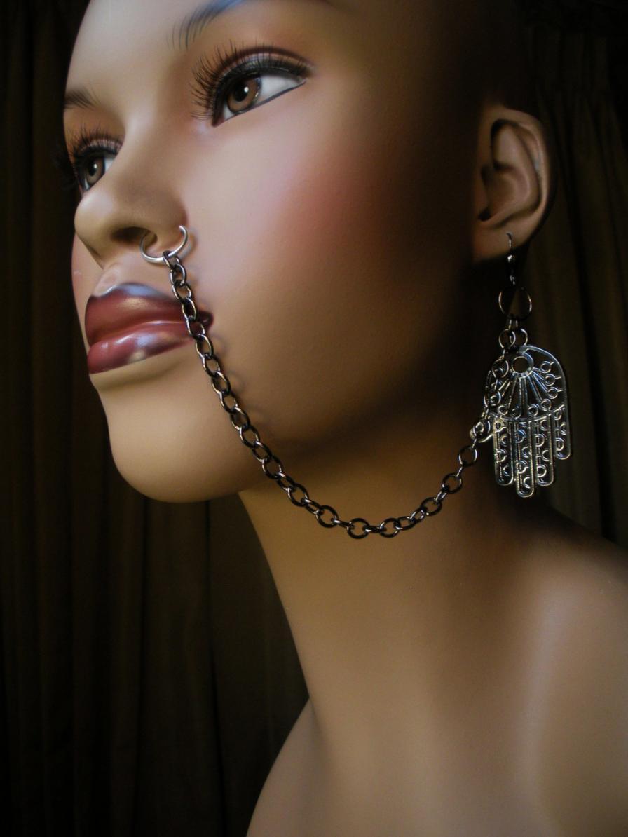 Women Beauty Tips 10 Unique Nose Piercing Jewelry